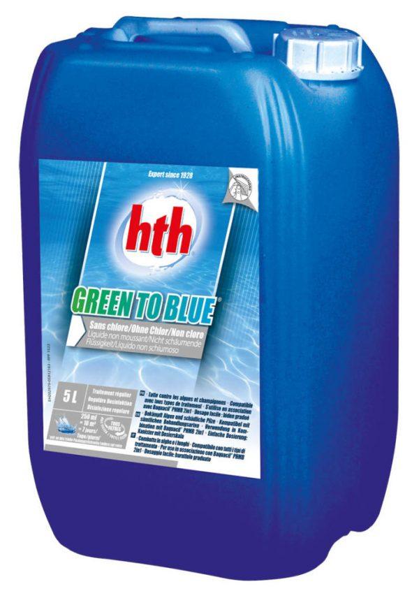HTH Greentoblue 12%
