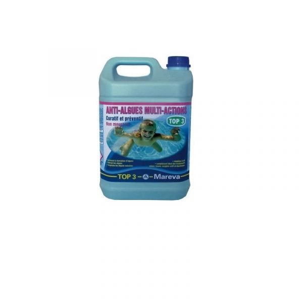 Anti algue top3 5l mareva curatif preventif