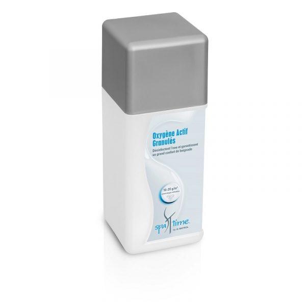 SpaTime Oxygene Actif Granules Spa Bayrol